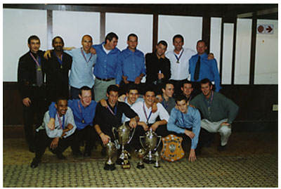 2001 prize giving