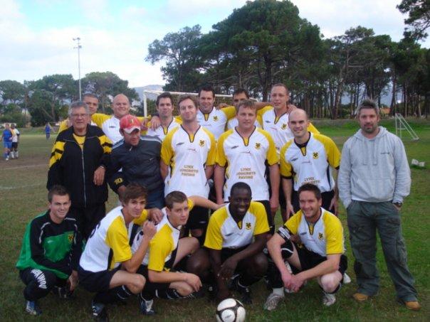 2009 4ths squad