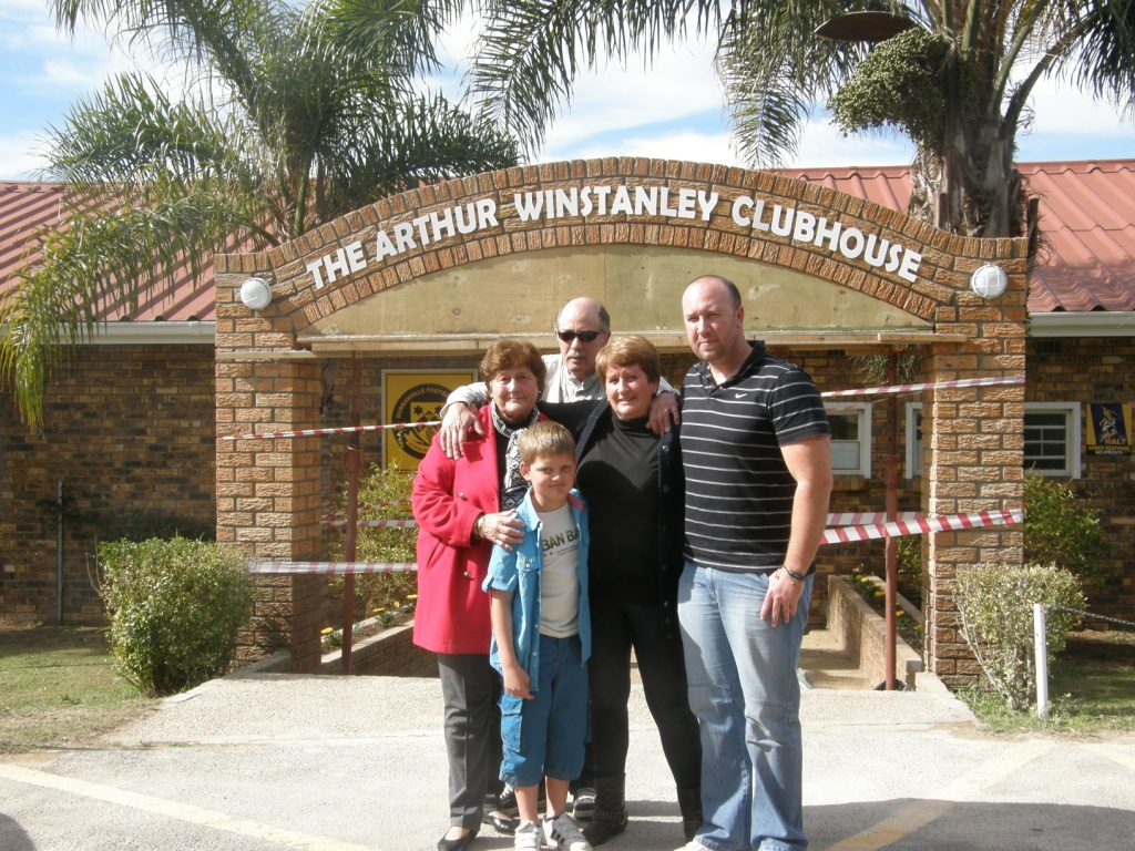Arthur Winstanley ClubHouse