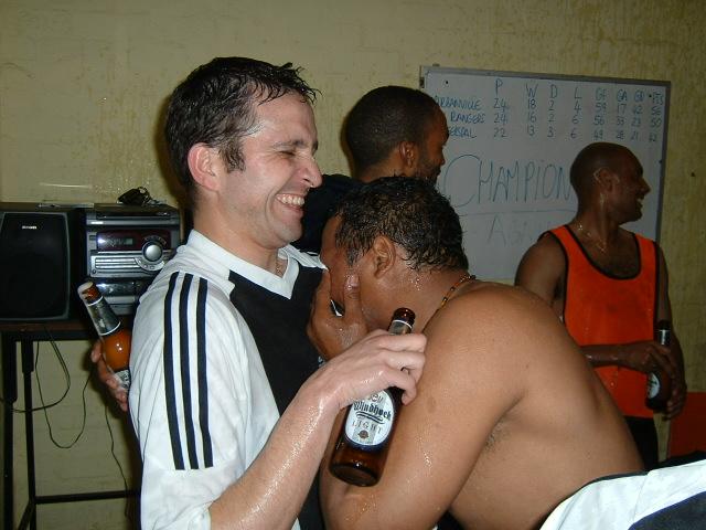 League Champions 08