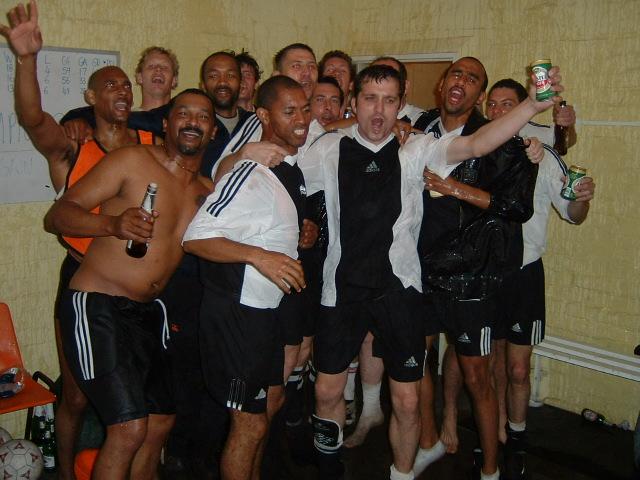 League Champions 11