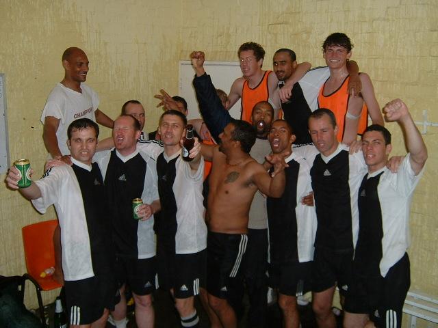 League Champions 18