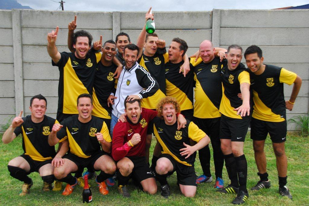 fifth team cup winners 2012