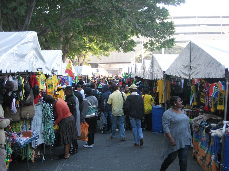grand parade stalls