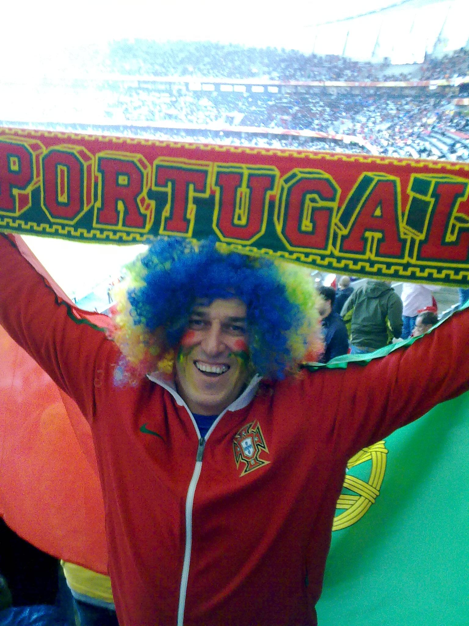 portugals number 1 fan