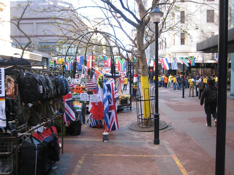 st georges mall