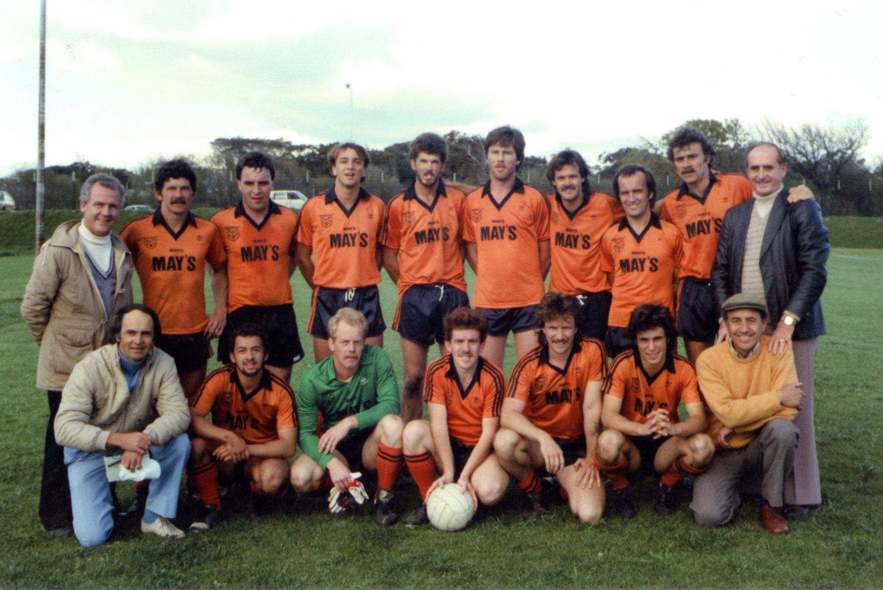 Durbanville First Team, mid 1980s