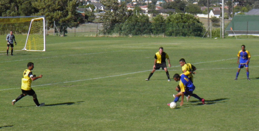 12 Feb vs Robinvale Spurs
