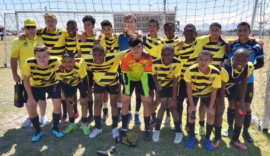 Off to a winning start : Beacon City 0 Durbanville 2